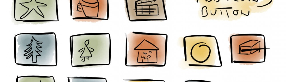 Mapping personal assets with an iPad