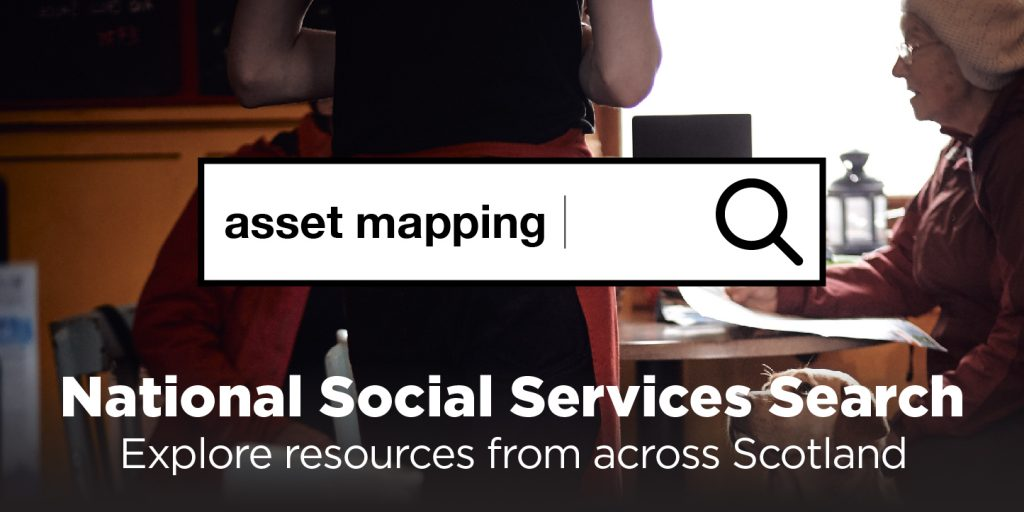 National Social Services Search