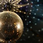 disco glitter ball