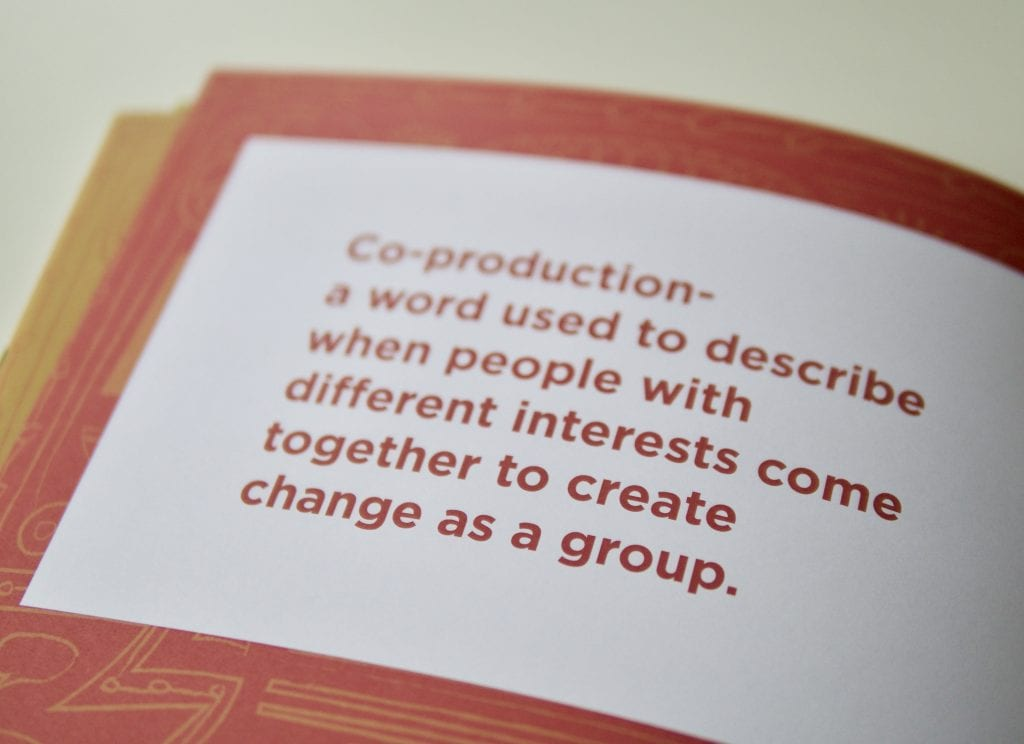 photo of co-production planner