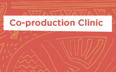 Co-production Clinic Sessions