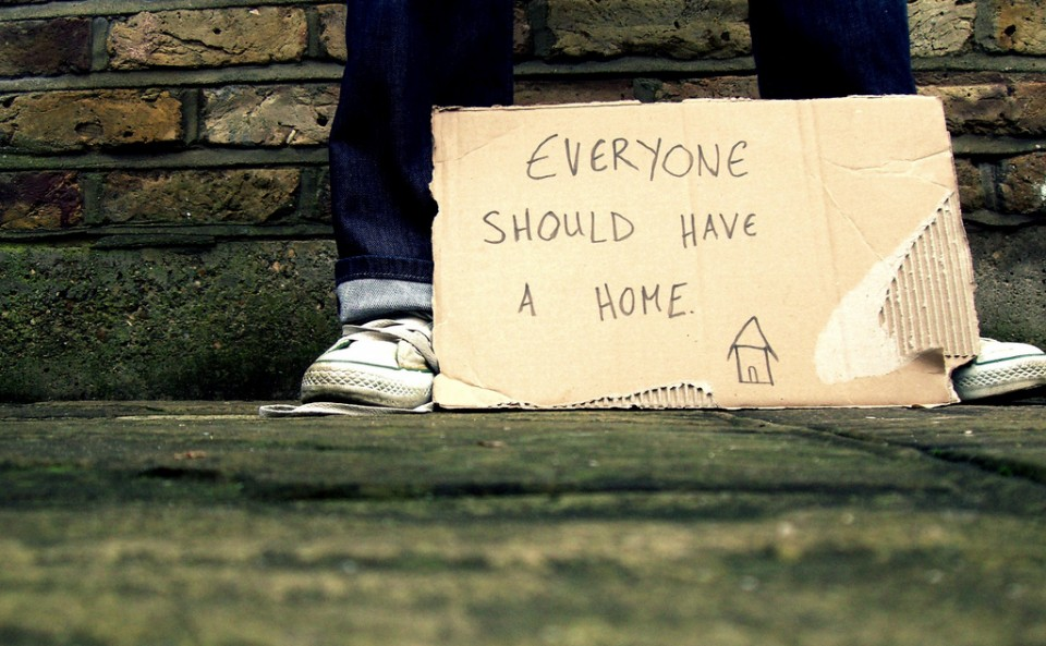 everyone should have a home