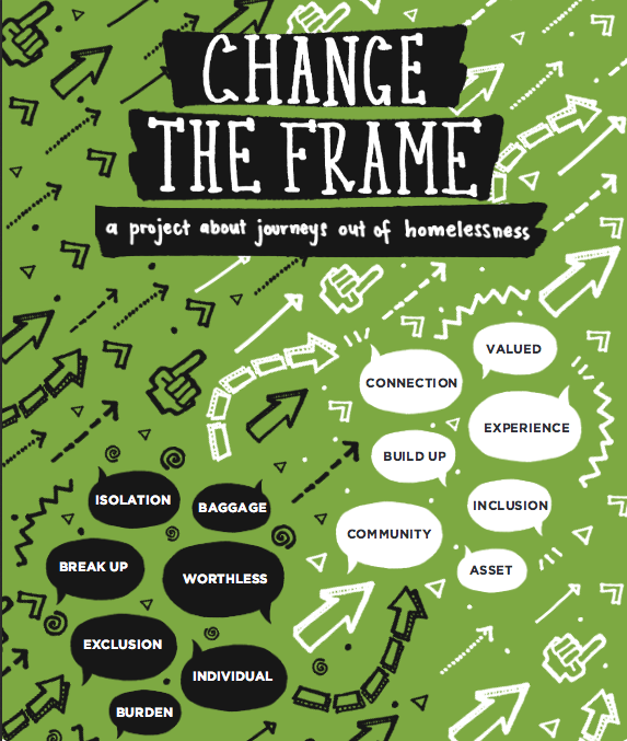 Change the Frame report cover
