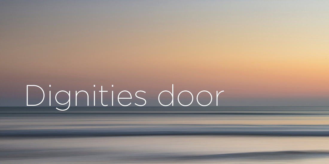 Dignities door